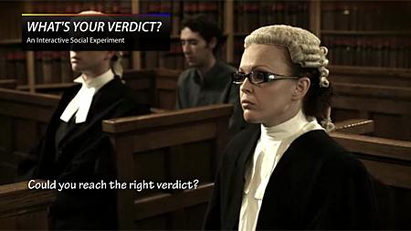 What's Your Verdict? screengrab